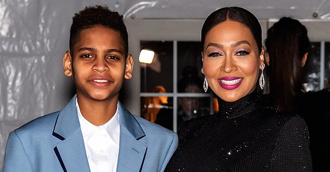 La La Anthony Celebrates Her & Carmelo's Son Kiyan's 14th Birthday with a Heartfelt Tribute