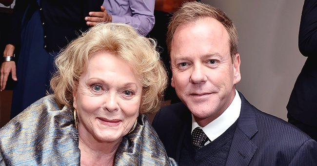 Kiefer Sutherland's Mother Shirley Douglas Dies at 86 from Pneumonia Complications