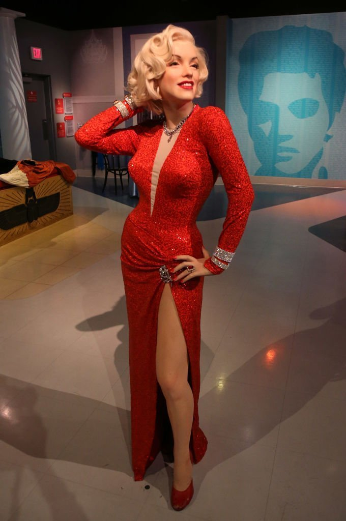 L'actrice Marilyn Monroe est exposée chez Madame Tussauds. | Photo : Getty Images