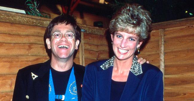 Elton John Reveals He Had a Knotty Relationship with Princess Diana