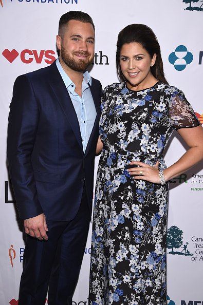 Chris Tyrrell and Hillary Scott at Cipriani Wall Street on April 9, 2016 in New York City. | Photo: Getty Images