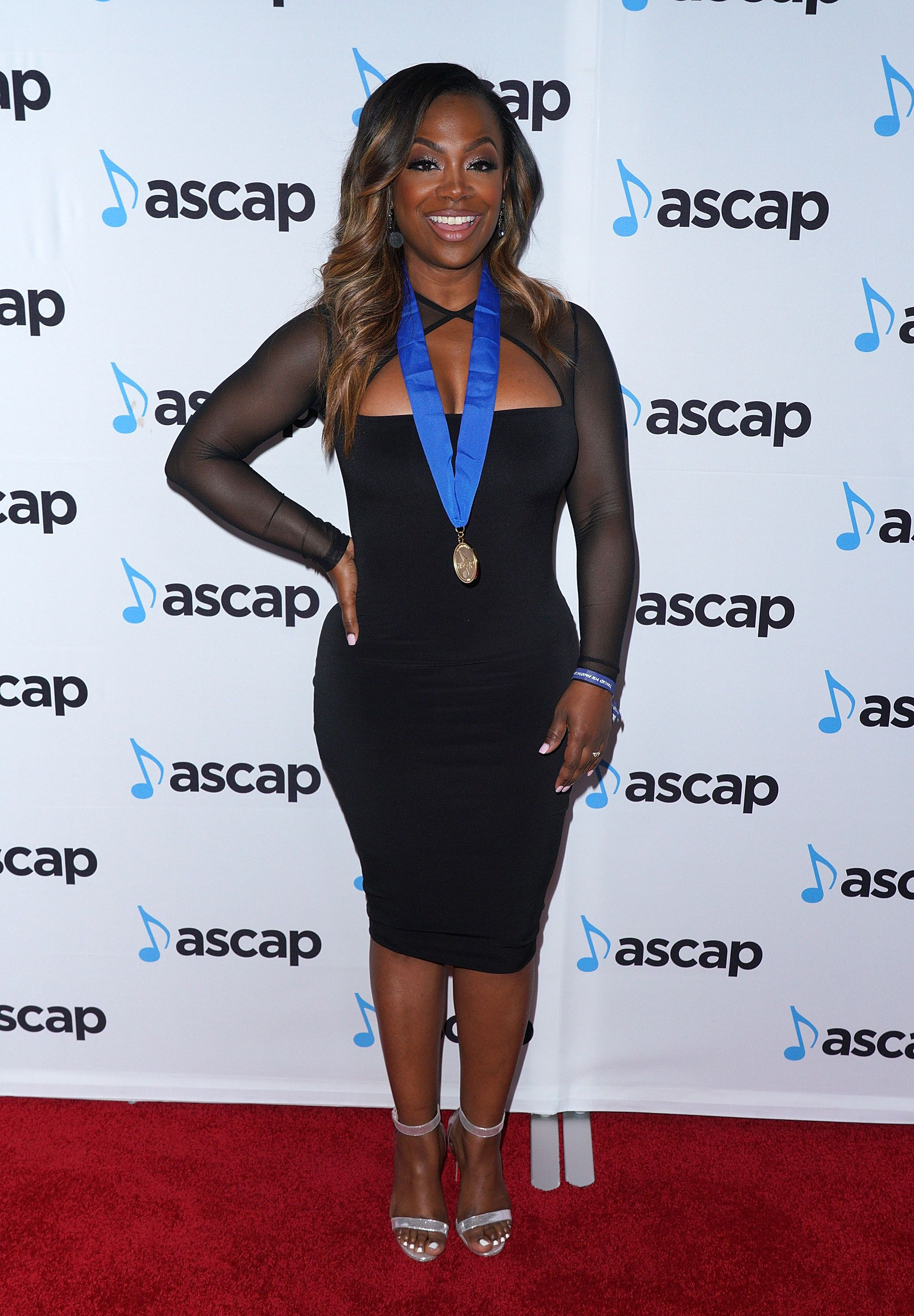 Kandi Burruss at the ASCAP Pop Music Awards on April 23, 2018 in Beverly Hills. | Photo: Getty Images