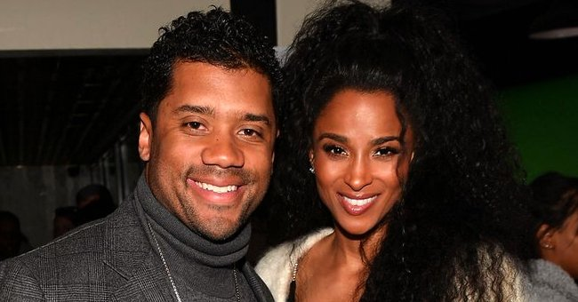 Ciara Shows off Growing Baby Bump in Skimpy White Bikini While on Vacation with Husband Russell Wilson and Kids