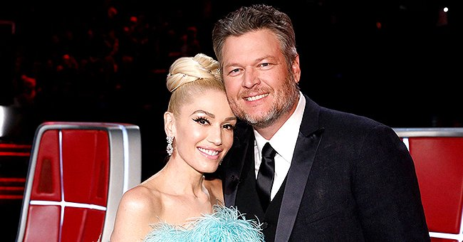 Us Weekly: Gwen Stefani & Blake Shelton Have Just Moved to Their New Home