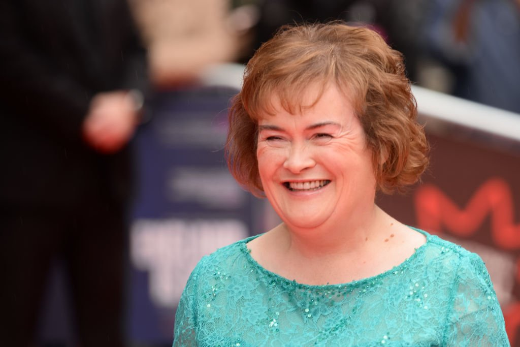 Susan Boyle attends the world premiere for 'England is mine' and closing event of the 71st Edinburgh International Film Festival at Festival Theatre on July 2, 2017. | Photo: GettyImages