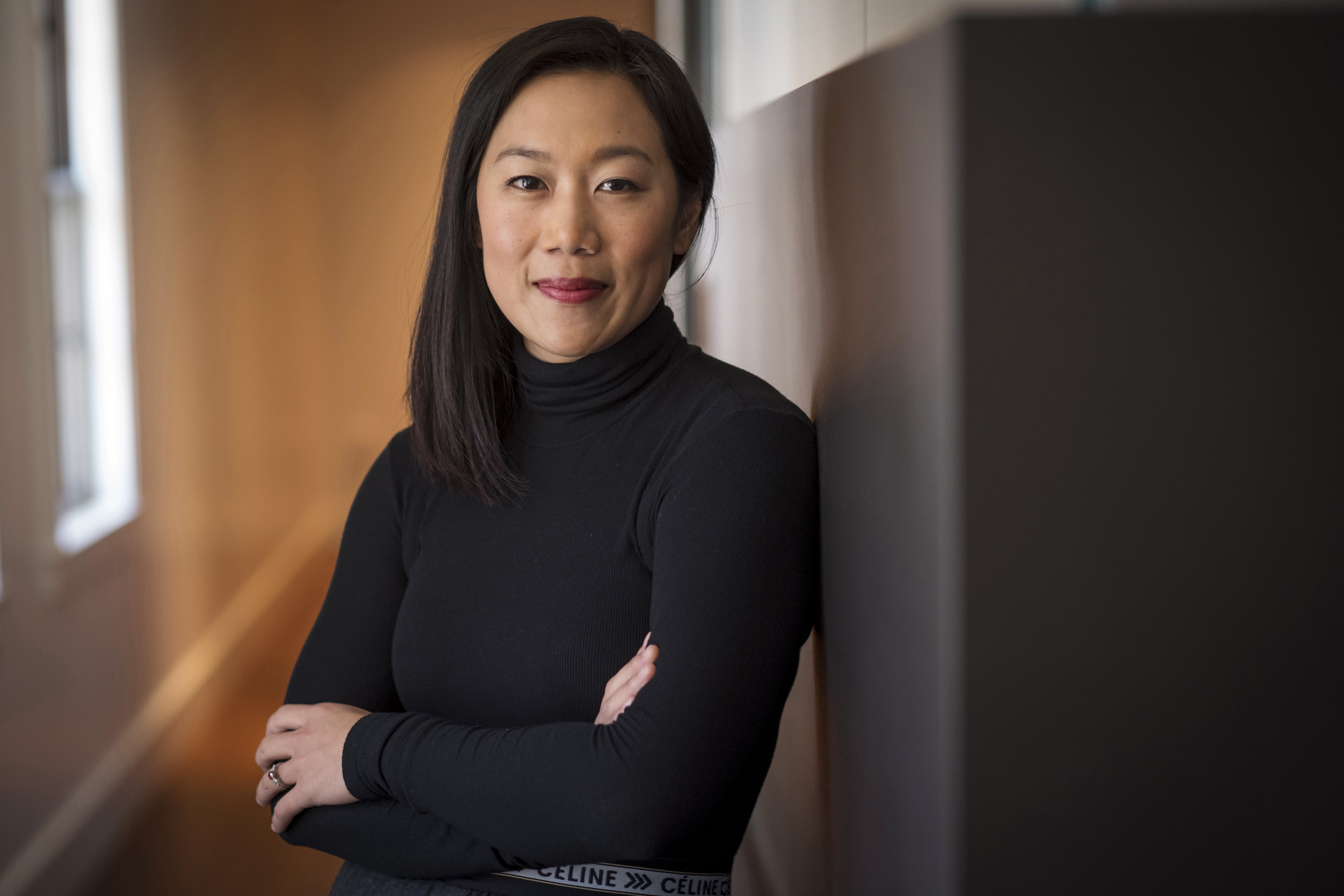 Priscilla Chan after a Bloomberg Technology television interview in San Francisco, California, U.S., on Thursday, Jan. 24, 2019 | Photo: GettyImages