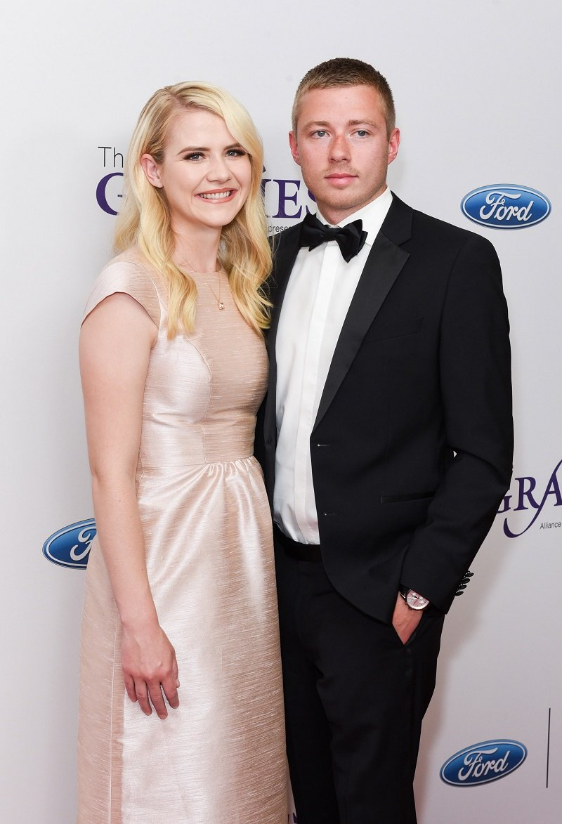 Matthew Gilmour and Elizabeth Smart on May 22, 2018 in Beverly Hills, California | Photo: Getty Images
