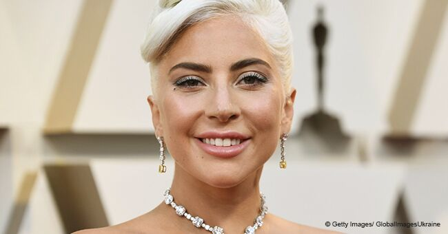 Makeup-Free Lady Gaga Looks Charming While Flaunting a 141-Year-Old Tiffany Diamond