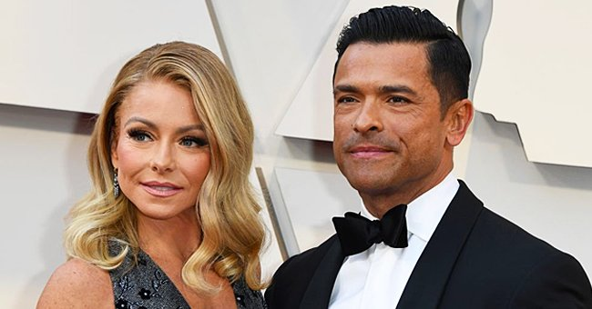 Check Out Kelly Ripa's Husband Mark Consuelos Looking like a Supermodel in This Recent Photo