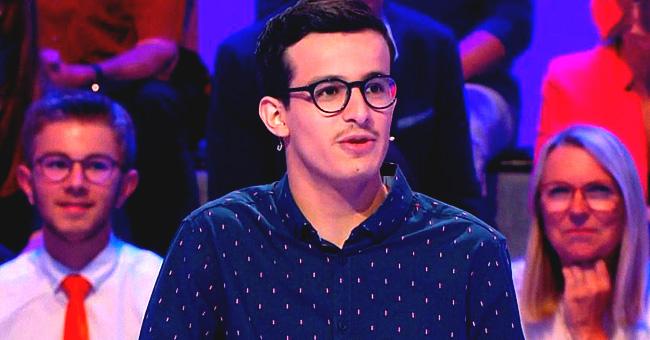 12 Coups de midi' : Paul donne une bonne réponse à une question d'une de ses adversaires