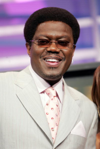 Bernie Mac on March 19, 2007 in New York City   Photo: Getty Images