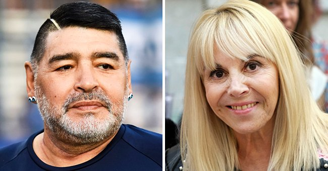 Meet Diego Maradona's Ex-wife Claudia Villafane — Facts about the Woman He Met When He Was 17