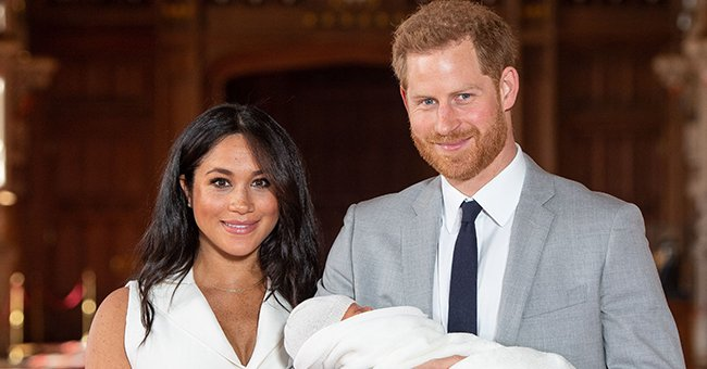 Us Weekly: Harry Could Not Wait to Get Back to Heavily Pregnant Meghan Markle & Their Son Archie