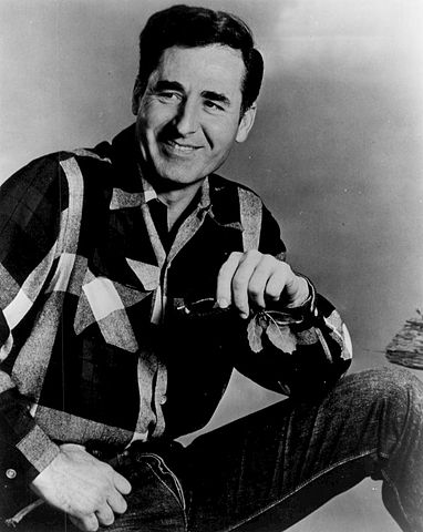 Sheb Wooley in 1971. Soure: Wikimedia Commons.