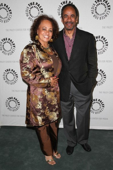 Tim Reid and wife, actress Daphne Maxwell Reid attend the Paley Center presentation of 'Baby, If You've Ever Wondered: A WKRP In Cincinnati Reunion' at The Paley Center for Media | Photo: Getty Images