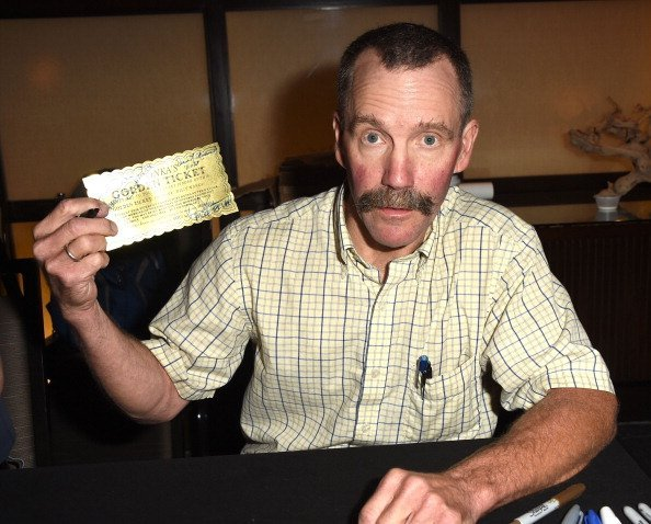 Peter Ostrum Poses at The Hollywood Show - Day 2 at Westin Los Angeles Airport on July 20, 2014 | Photo: Getty Images
