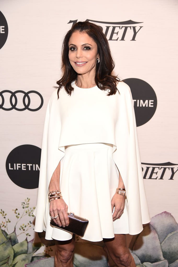 Bethenny Frankel at Variety's Power Of Women New York | Photo: Getty Images