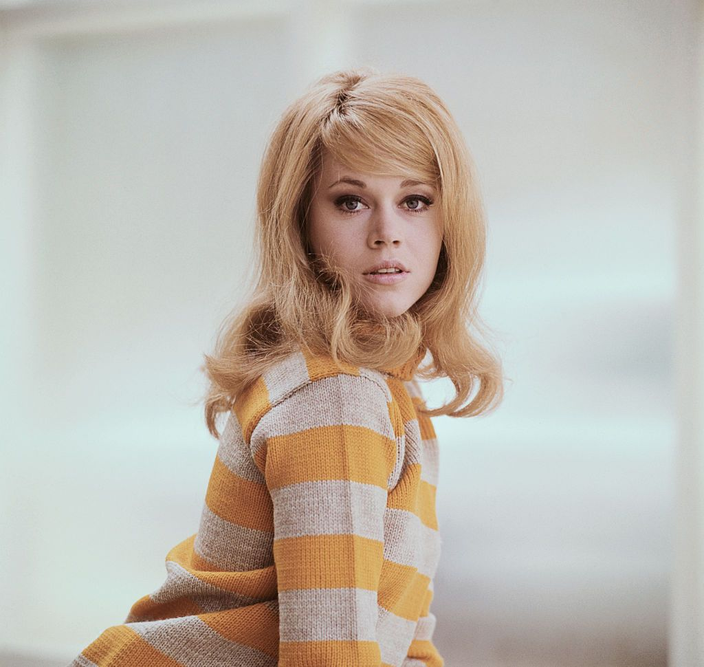 70s studio portrait of Jane Fonda | Source: Getty Images