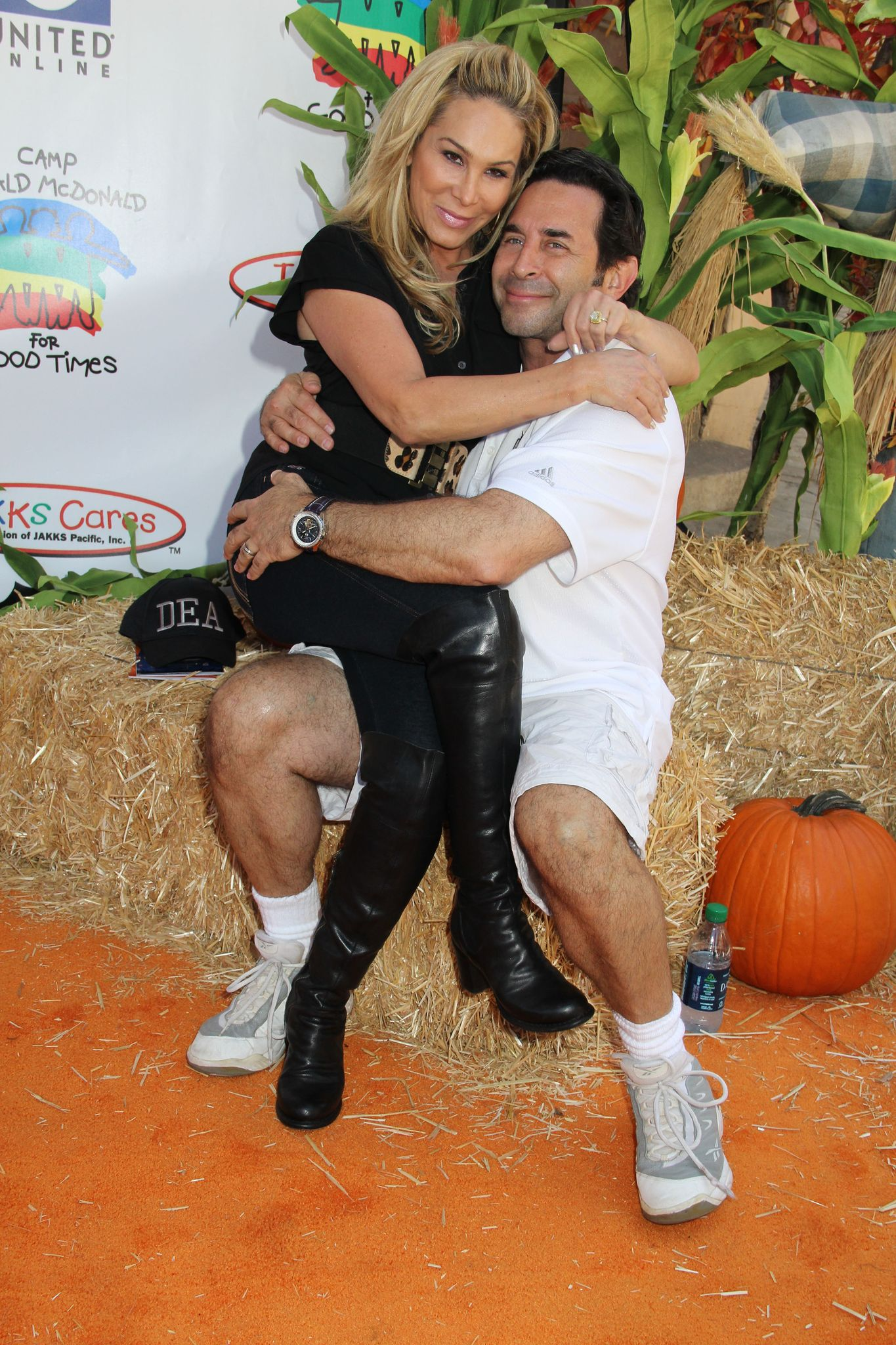 Reality star Adrienne Maloof and surgeon Paul Nassif | Source: Shutterstock