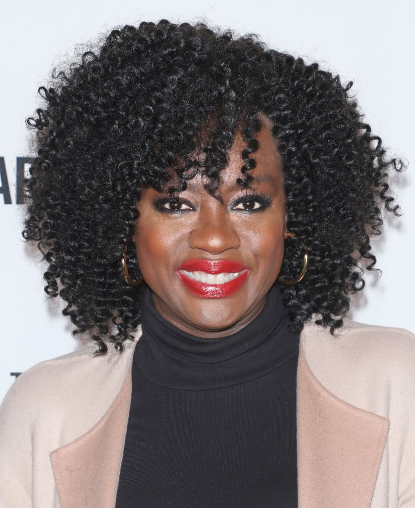 "Actress Viola Davis attends ""A Touch of Sugar"" New York screening at The Roxy Cinema  