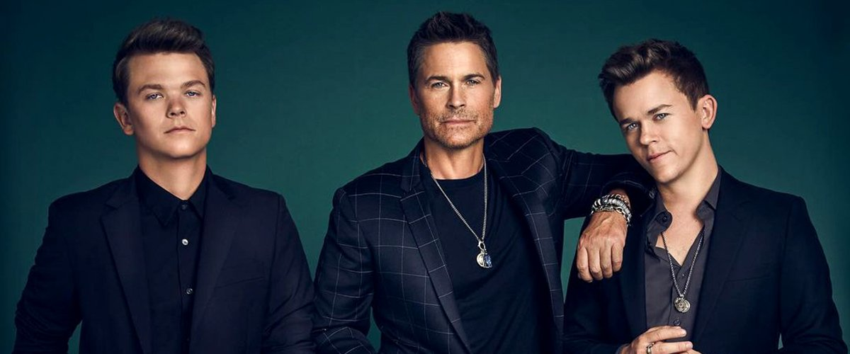 '9-1-1: Lone Star' Actor Rob Lowe's Sons Matthew & John Troll Dad Over Shirtless Selfie – Fans Are Thrilled