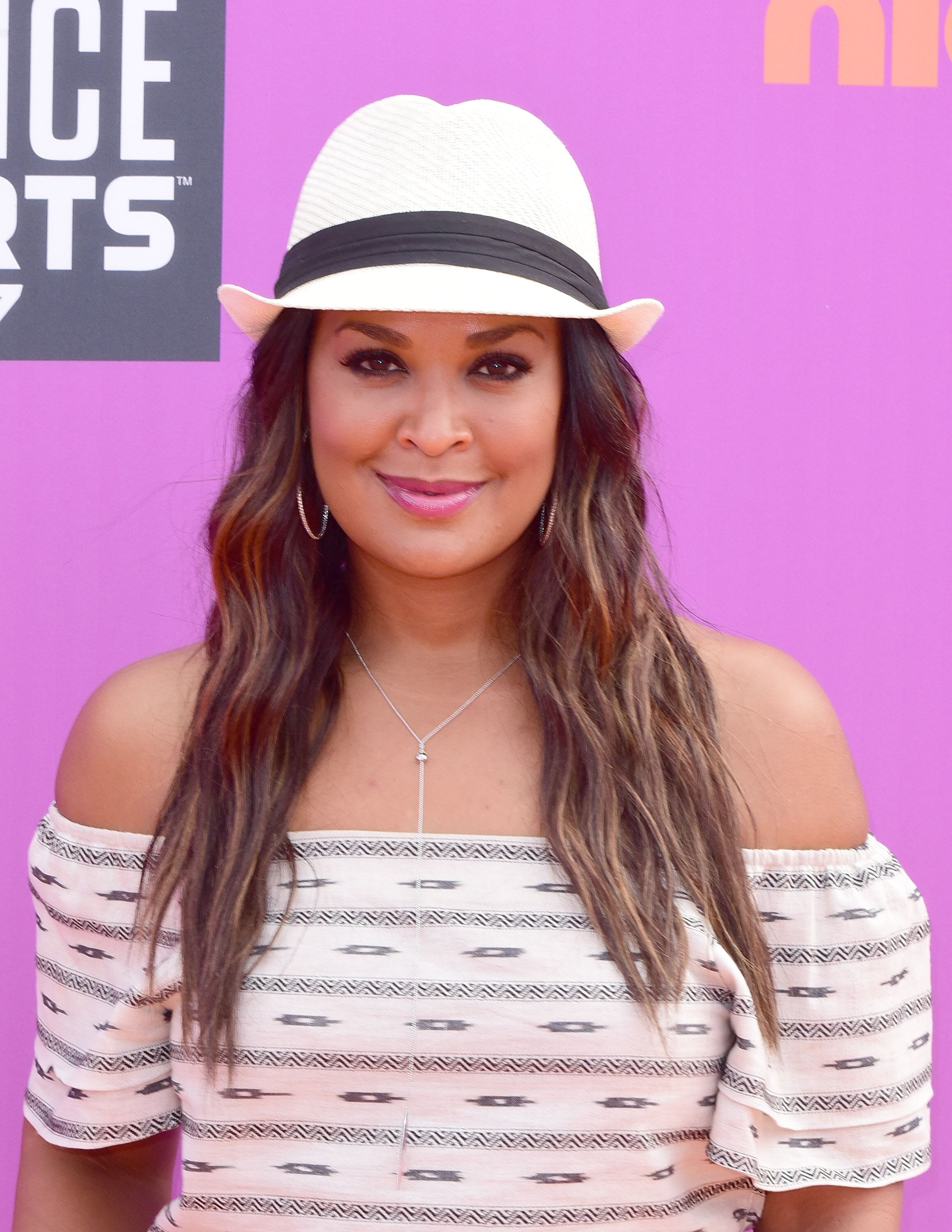 Laila Ali attends Nickelodeon Kids' Choice Sports Awards 2017 at Pauley Pavilion on July 13, 2017 in Los Angeles, California. | Photo: Getty Images