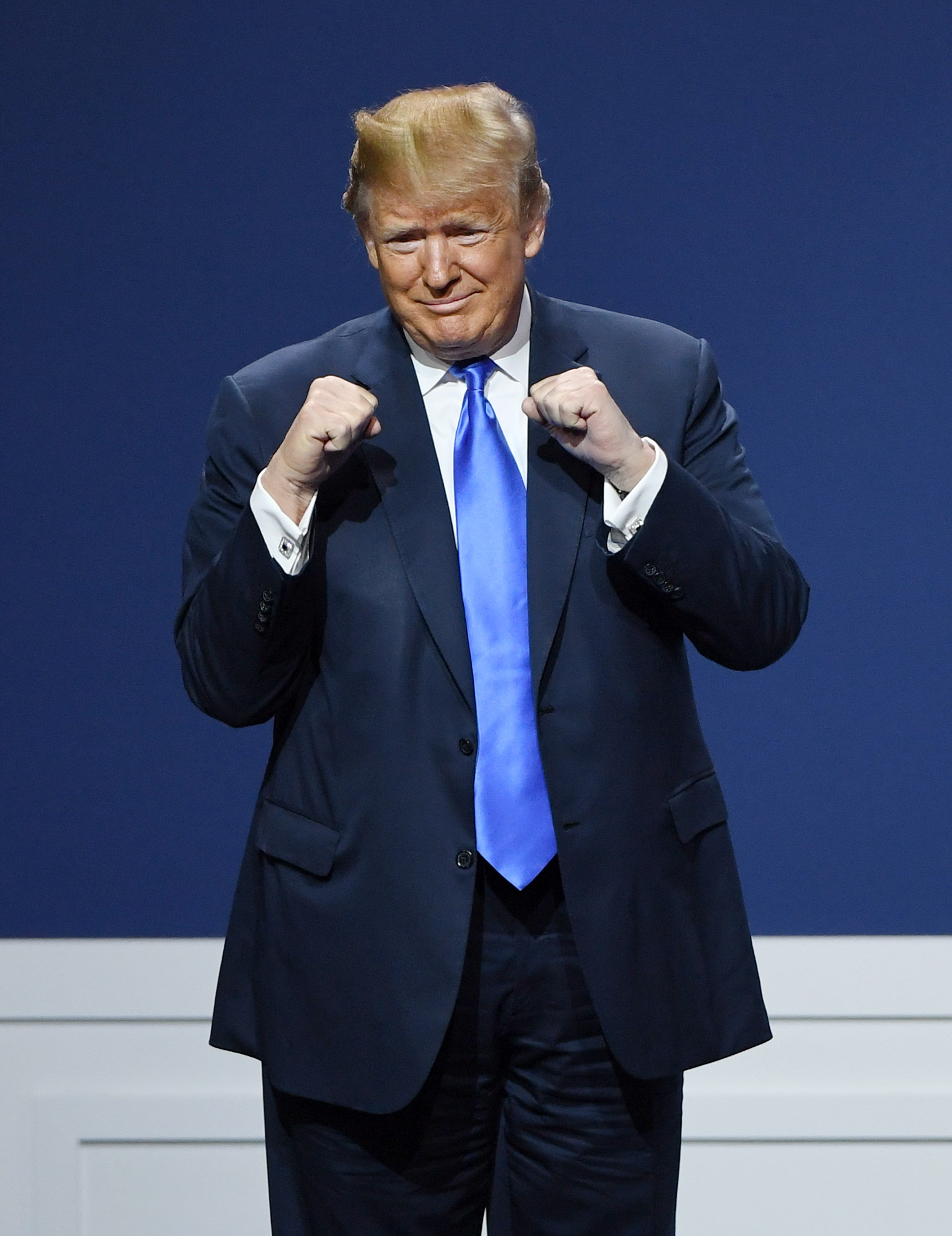 President Donald Trump   Photo: Getty Images