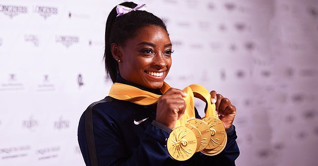 Simone Biles Says She's Interested in Joining Navarro Cheerleading Squad After Watching Netfix Series 'Cheer'