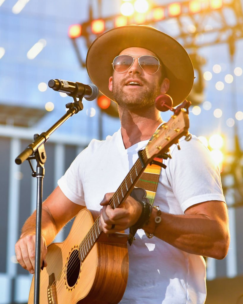 Drake White performs during the 2018 CMA Music festival | Getty Images