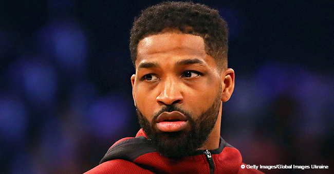Tristan Thompson under Fire yet Again after Allegedly Sliding into 17-Year-Old Model's DMs