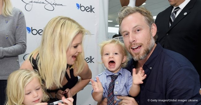 Jessica Simpson Welcomes Third Child with Husband Eric Johnson
