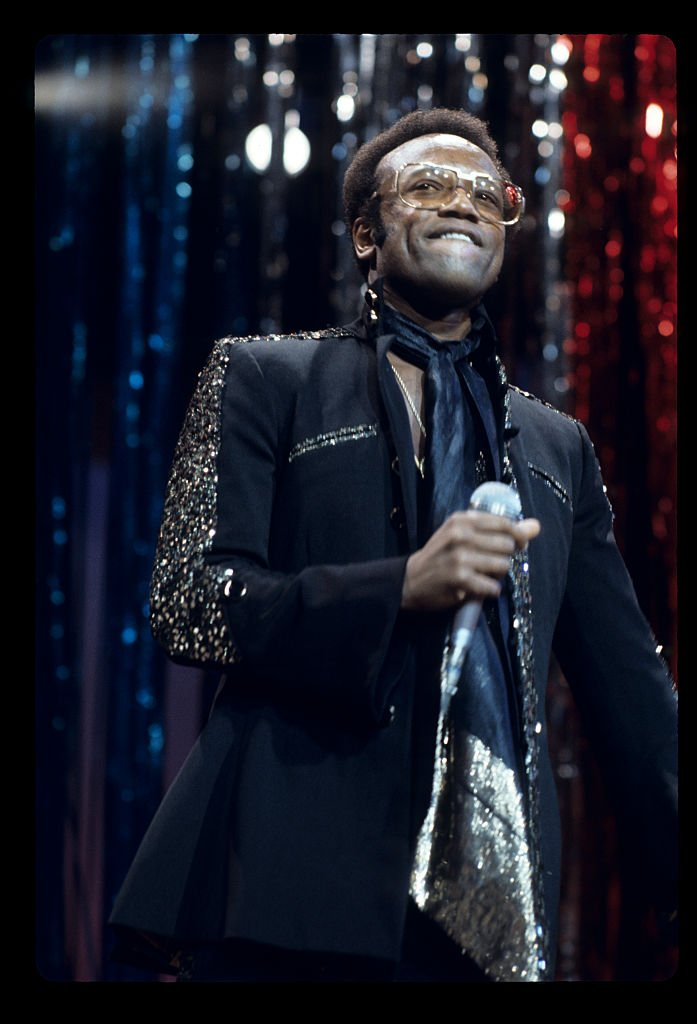 BOBBY WOMACK AT THE AMERICAN SONG FESTIVAL ON AUGUST 1, 1974. | Photo :Getty Images
