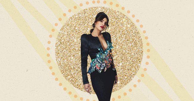 Priyanka Chopra Dons Recyclable Outfit For BAFTAs