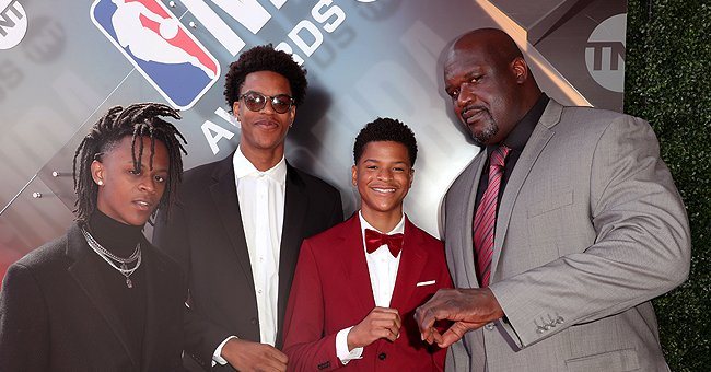 Shaquille O'Neal Opens up about Fatherhood as He Talks about Raising His Six Children