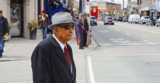 Daily Joke: An Older Man Moved to a New City