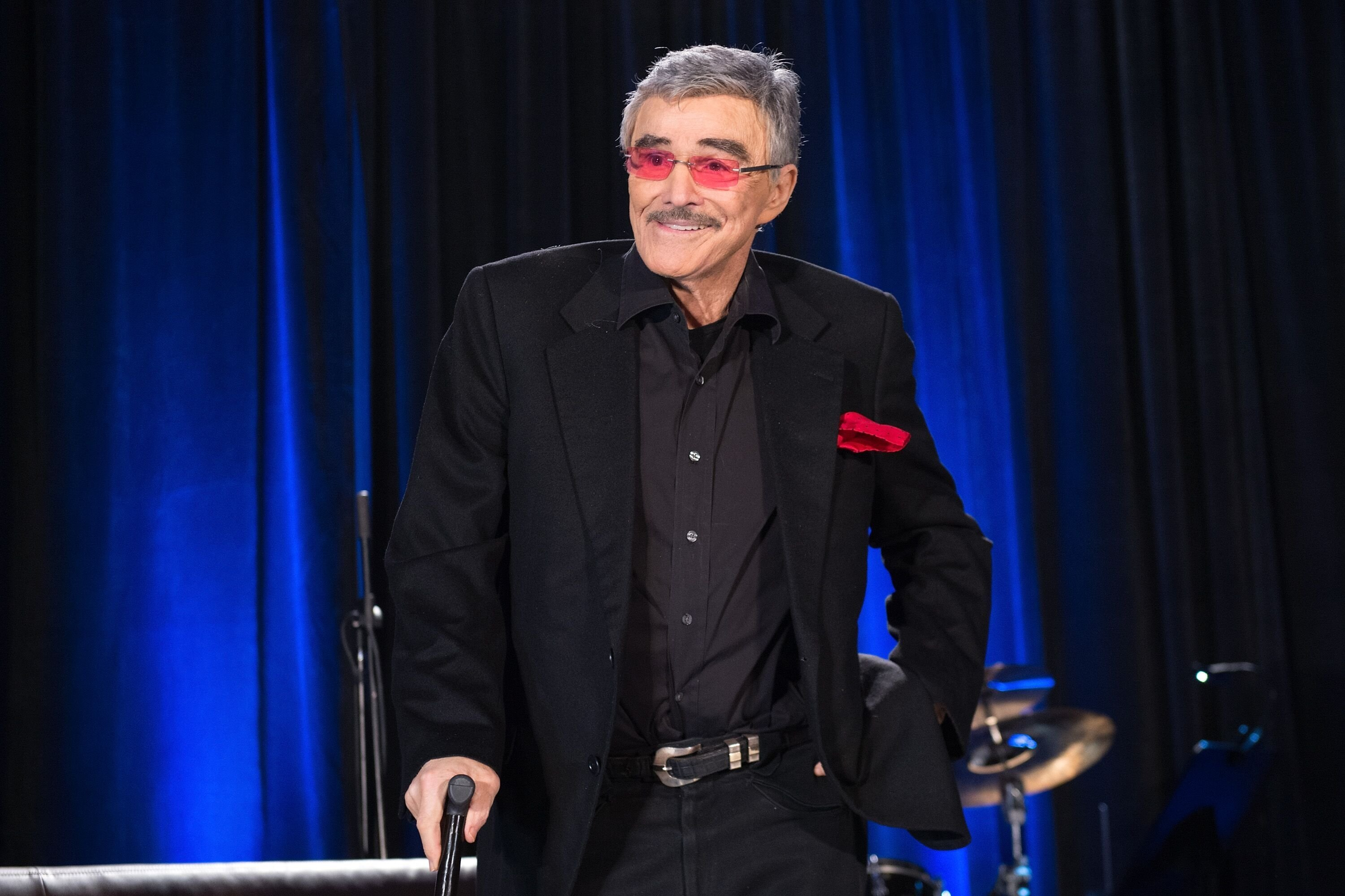 Burt Reynolds attends Wizard World Comic Con Chicago. | Source: Getty Images