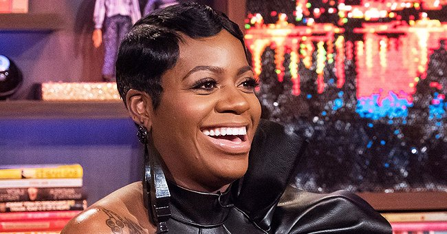 Fantasia's Daughter Zion Flaunts Her Straight Hair and Glowing Skin in a Series of Snaps Wearing Glasses