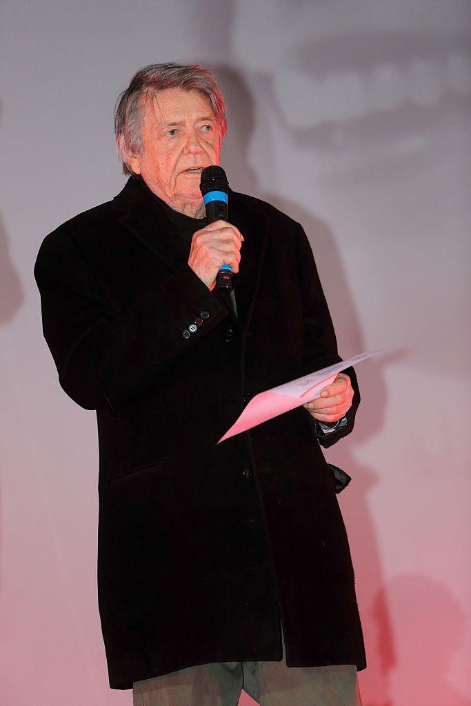 Jean-Pierre Mocky à la cérémonie de clôture du 6ème film de Valenciennes | Source : Getty Images