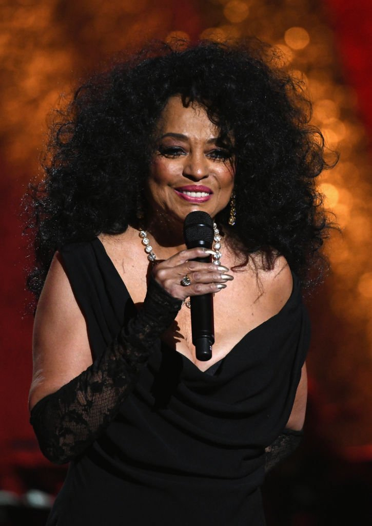 Diana Ross performs onstage during Motown 60: A GRAMMY Celebration at Microsoft Theater | Photo: Getty Images