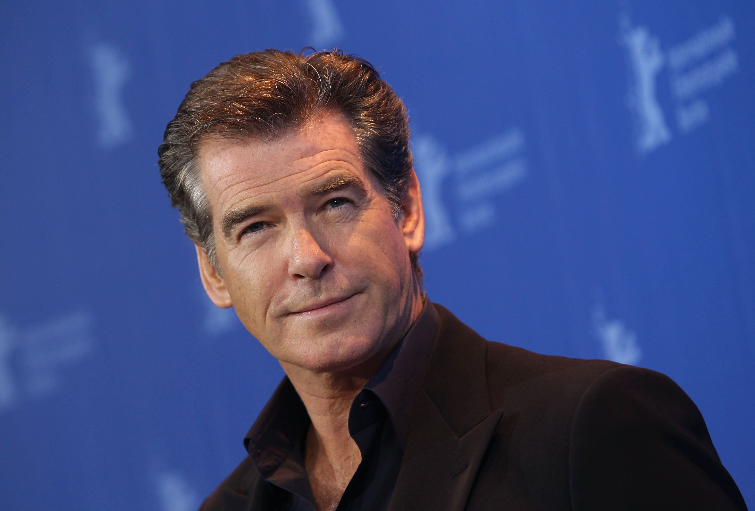Pierce Brosnan at the 60th Berlin International Film Festival at the Grand Hyatt Hotel on February 12, 2010. | Photo: GettyImages