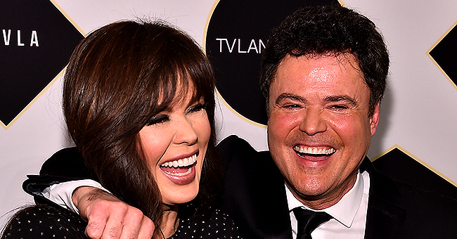 Donny Osmond Sends Birthday Wishes to Sister Marie Osmond of 'The Talk' as She Turns 60