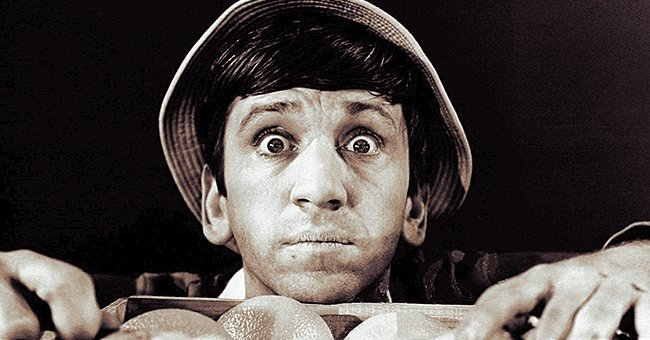 Bob Denver as Gilligan the hepless first mate from the television situation comedy 'Gilligan's Island,' November 21, 1963. I Image: Getty Images