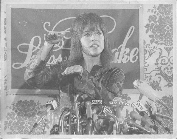Jane Fonda | Photo: Getty Images