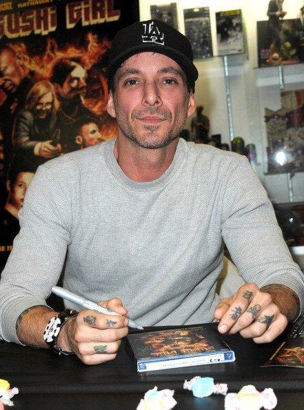 """Noah Hathaway participates in the Blu-ray And DVD Release Party For Magnolia Home Entertainment's """"Sushi Girl"""" held at Dark Delicacies Bookstore on February 19, 2013 