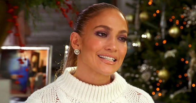 Jennifer Lopez Dons Stunning Wedding Dress Posing on a Beach in Photos on 'Shotgun Wedding' Set