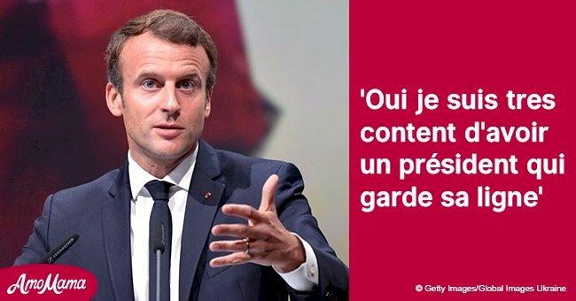 Emmanuel Macron a reçu un soutien inattendu venant d'un acteur qui a changé d'avis après son discours