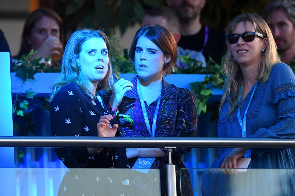 Princess Beatrice of York and Princess Eugenie of York attend Barclaycard Presents British Summer Time Hyde Park at Hyde Park | Photo: Getty Images