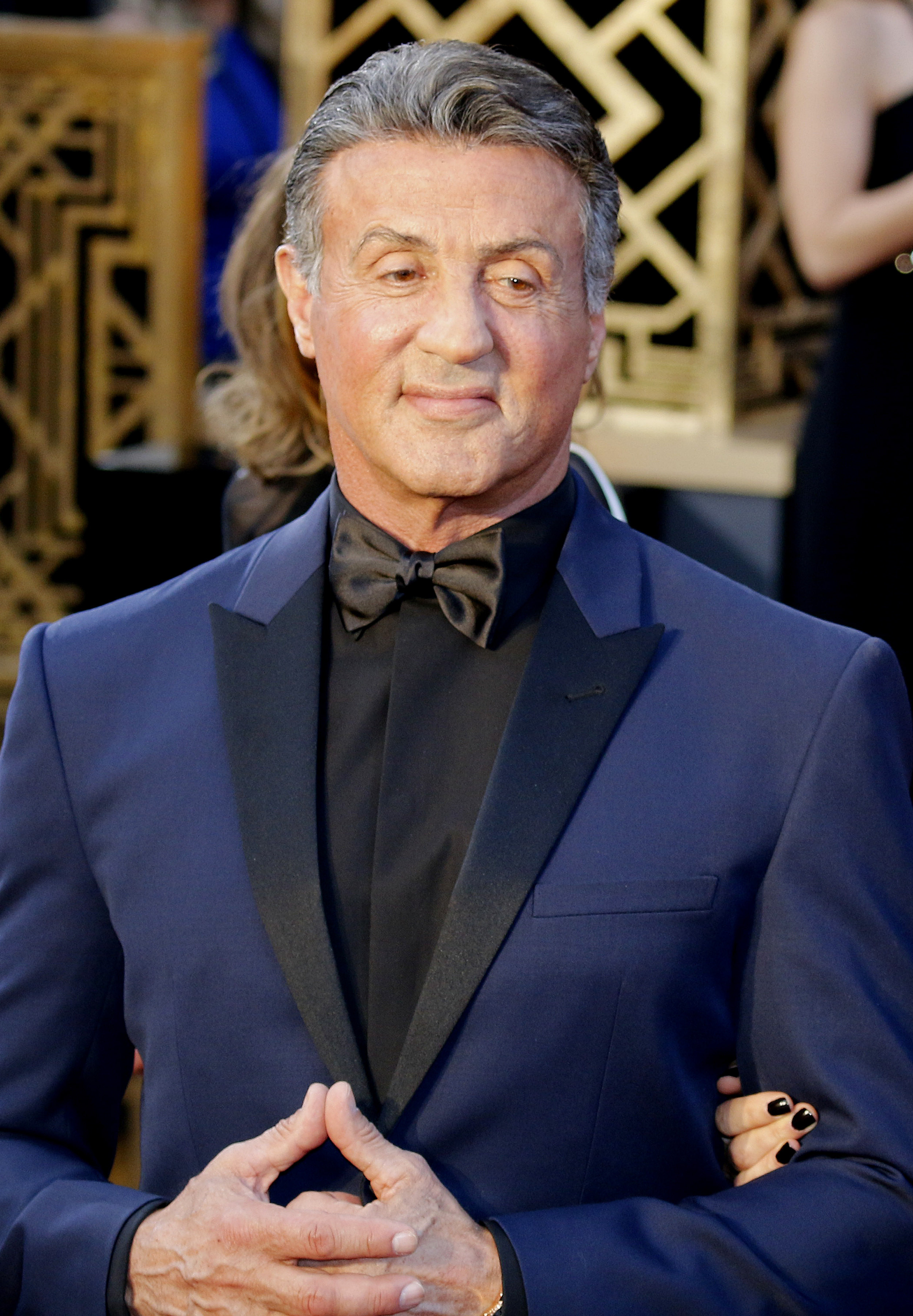 Sylvester Stallone in Hollywood, USA am 28. Februar 2016. | Quelle: Shutterstock
