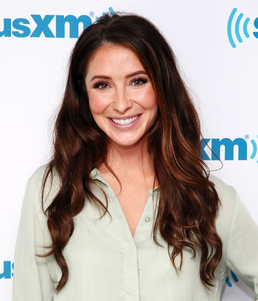 Bristol Palin visits the SiriusXM studios on September 18, 2018 in New York City. | Photo: Getty Images