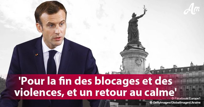 Laurent, l'ingénieur, appelle les gens à une marche de soutien à Macron pour retrouver le calme en France